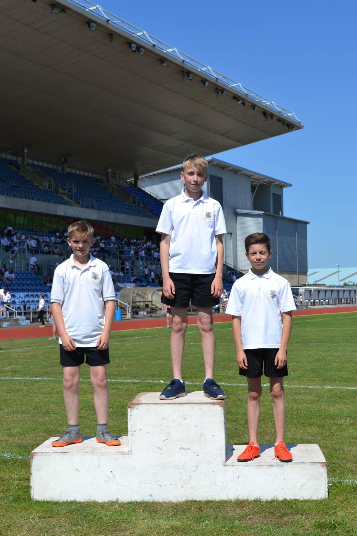 Year 7 Boys 400m