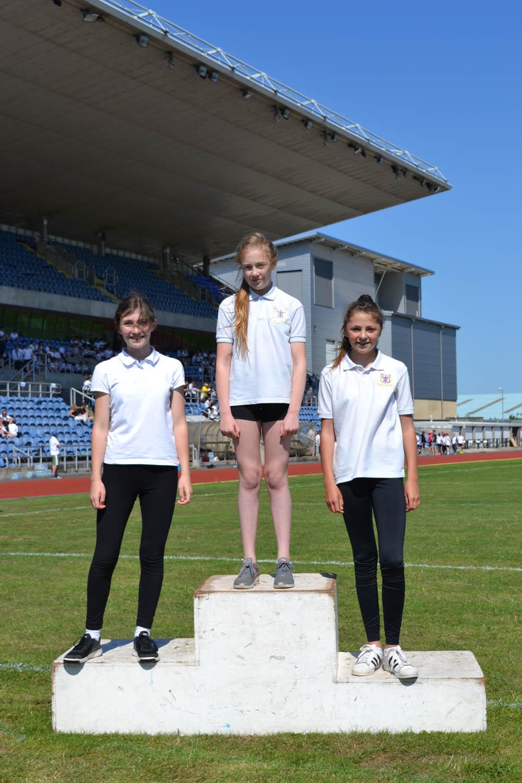 Year 7 Girls 200m