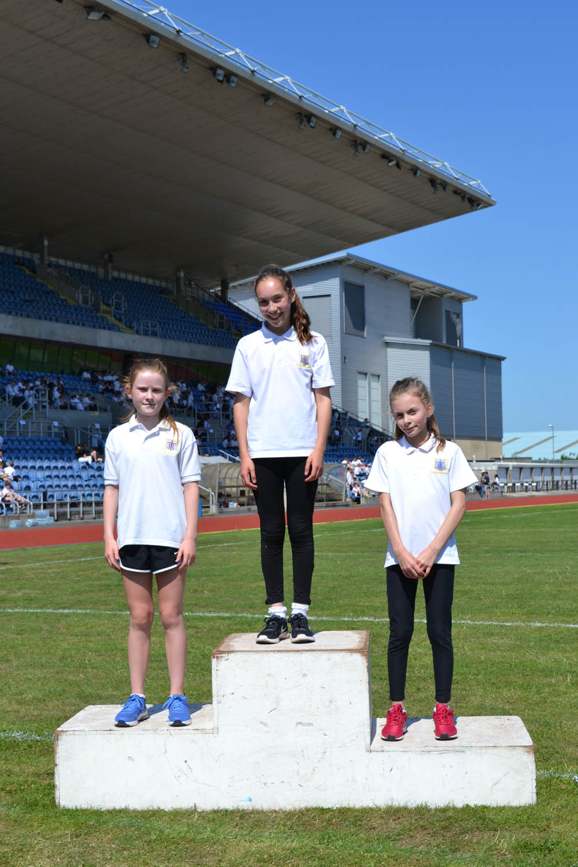 Year 7 Girls 400m