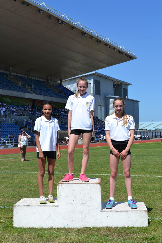 Year 7 Girls 800m