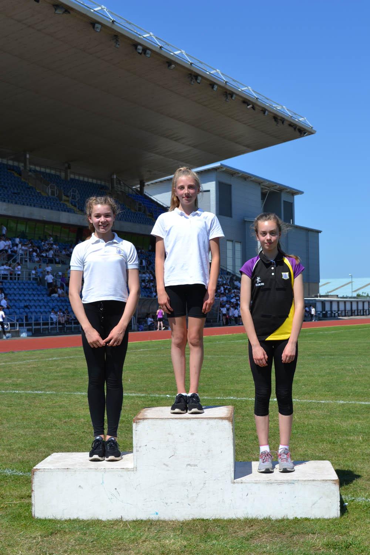 Year 8 Girls 800m