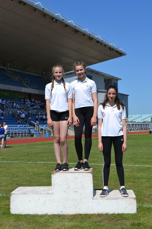 Year 8 Girls High Jump