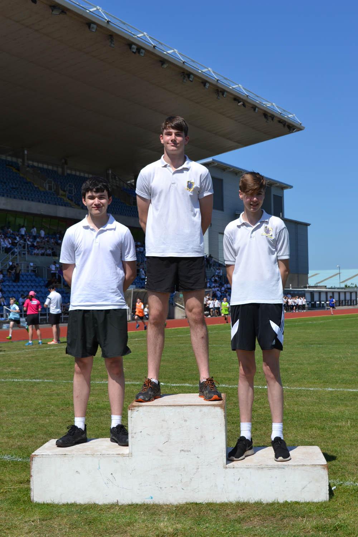 Year 9 Boys High Jump