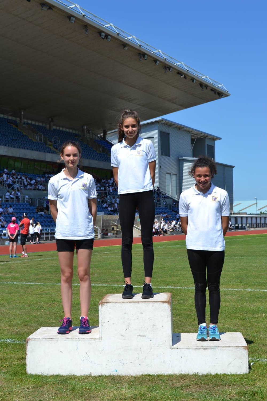 Year 9 Girls 400m
