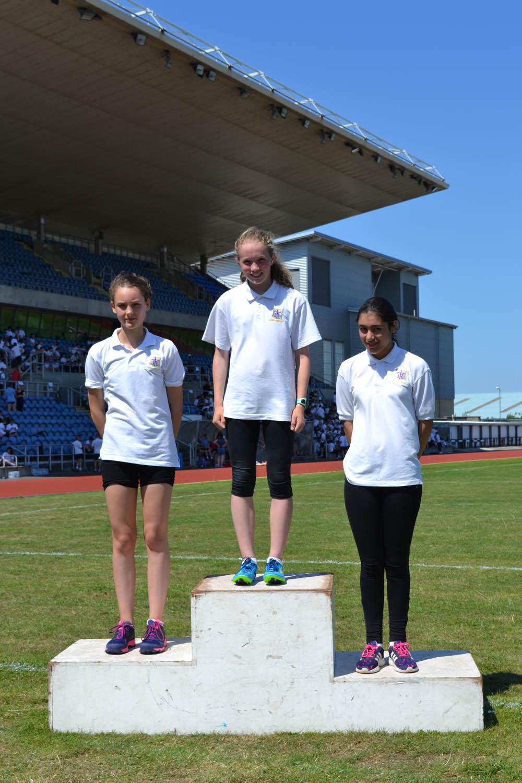 Year 9 Girls 800m