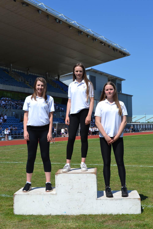 Year 9 Girls High Jump