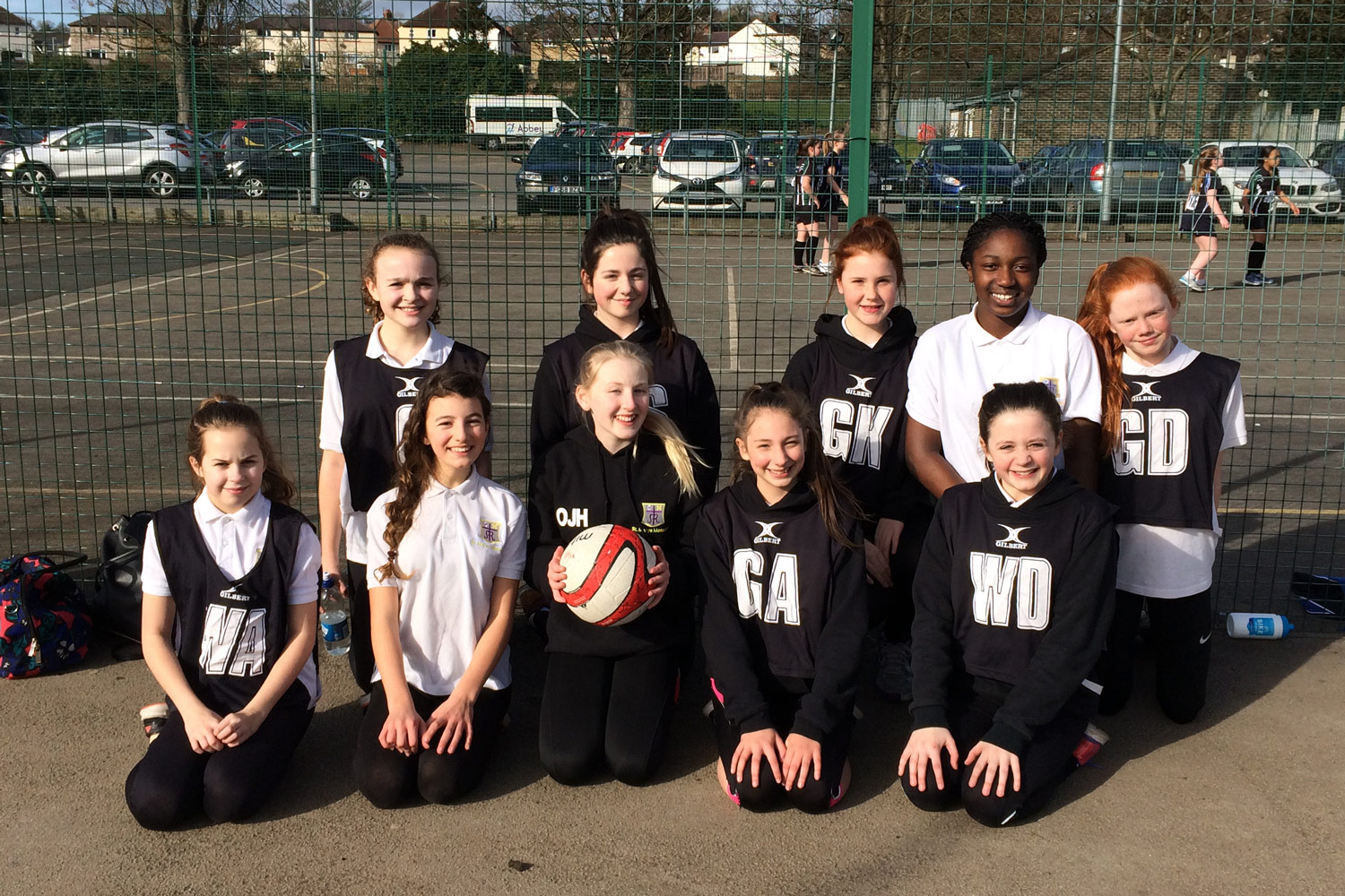 Photo: We are looking forward to the Netball season