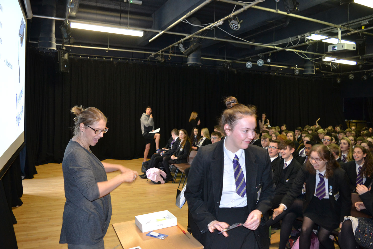 Photo: Year 11 Achievement Assembly, March 2018