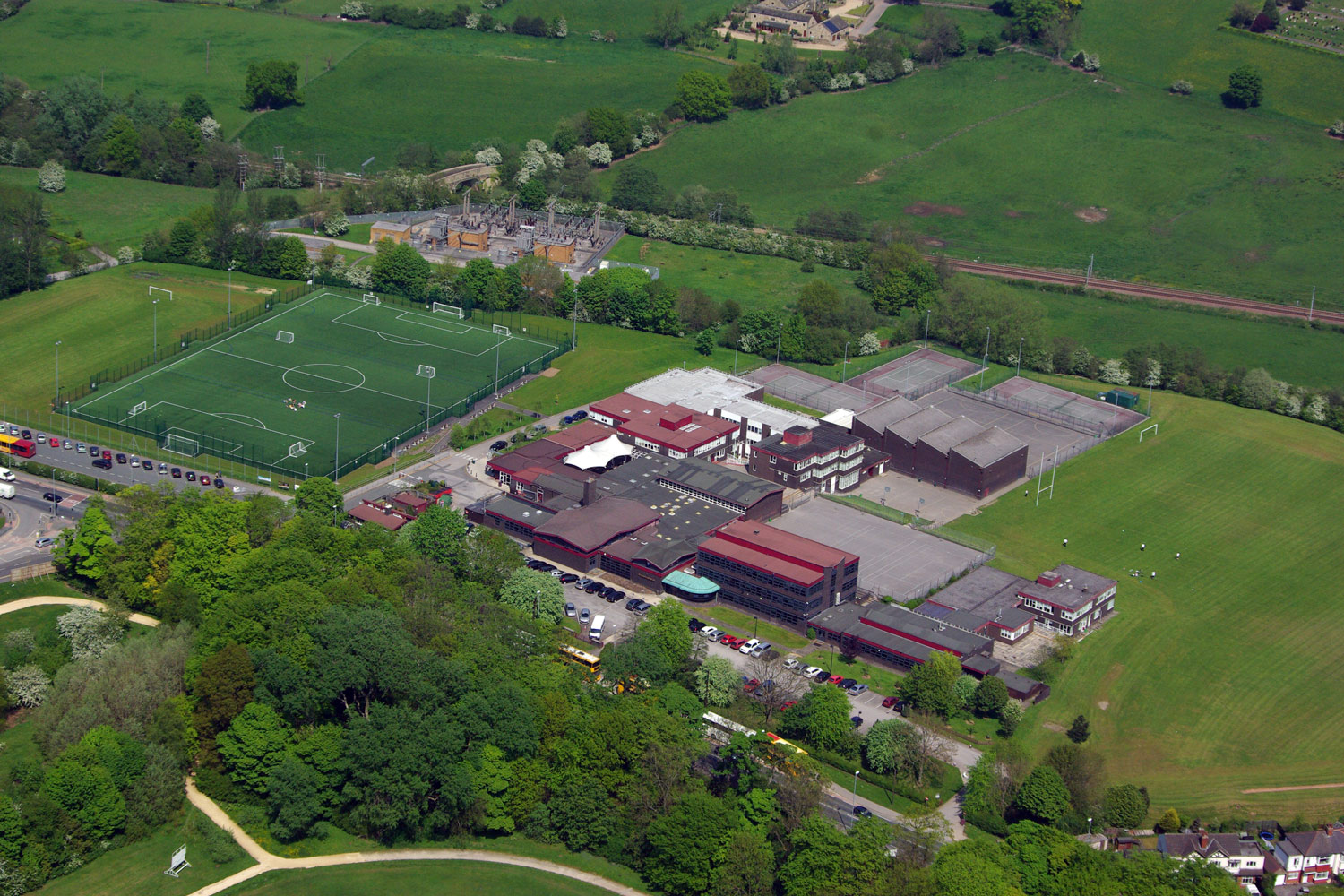 Our school site