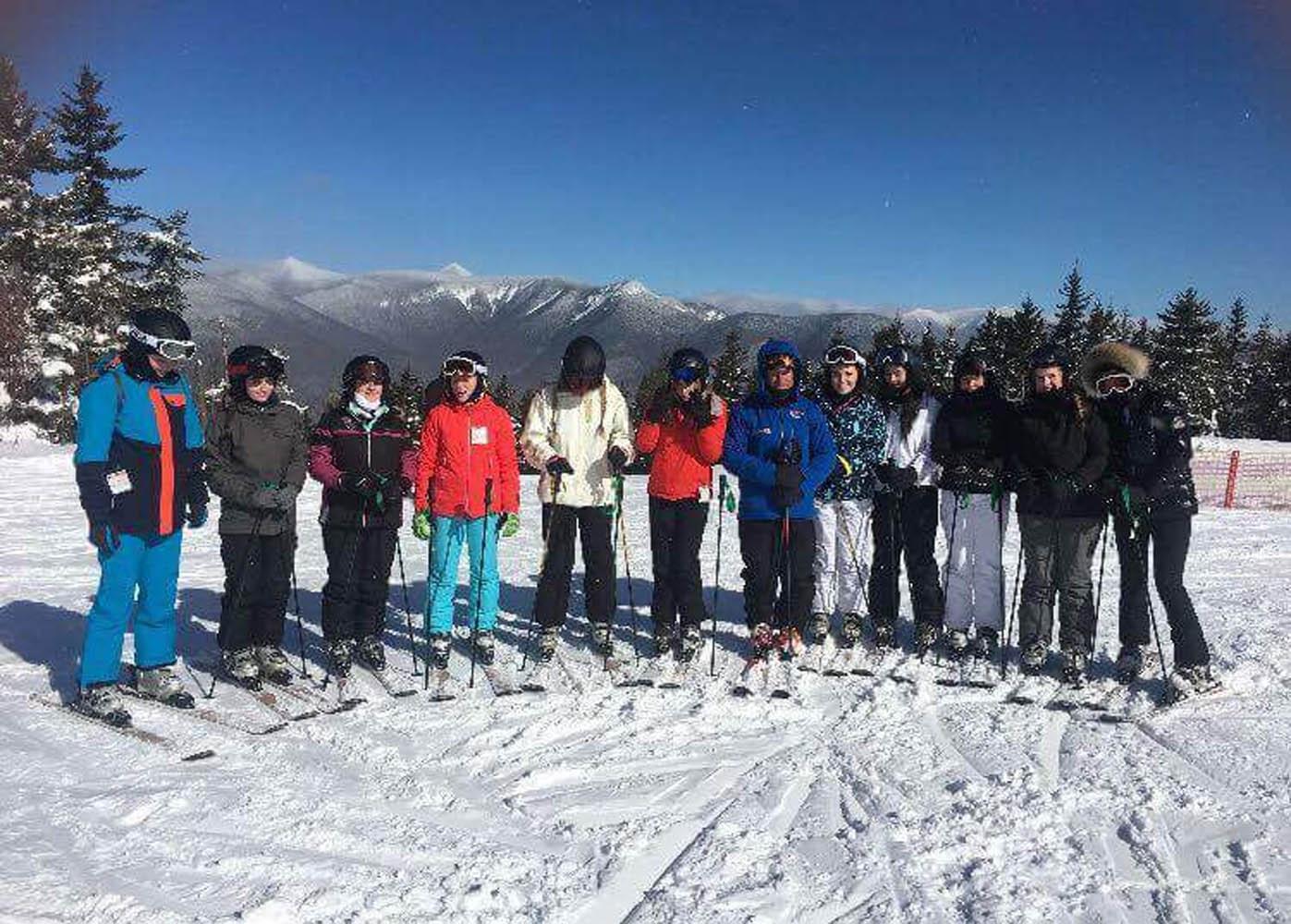 Ski Trip USA