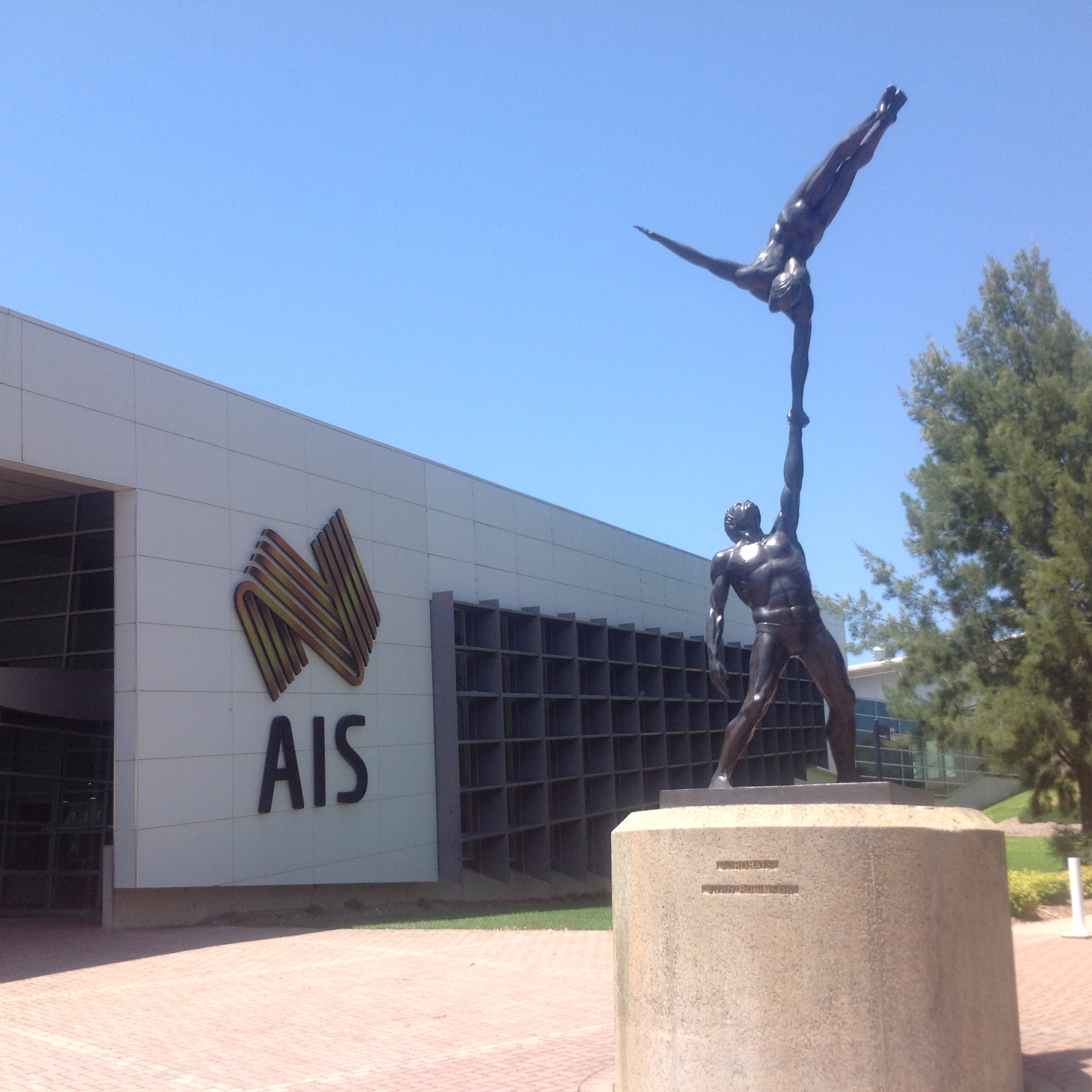 The Australian Institute of Sport