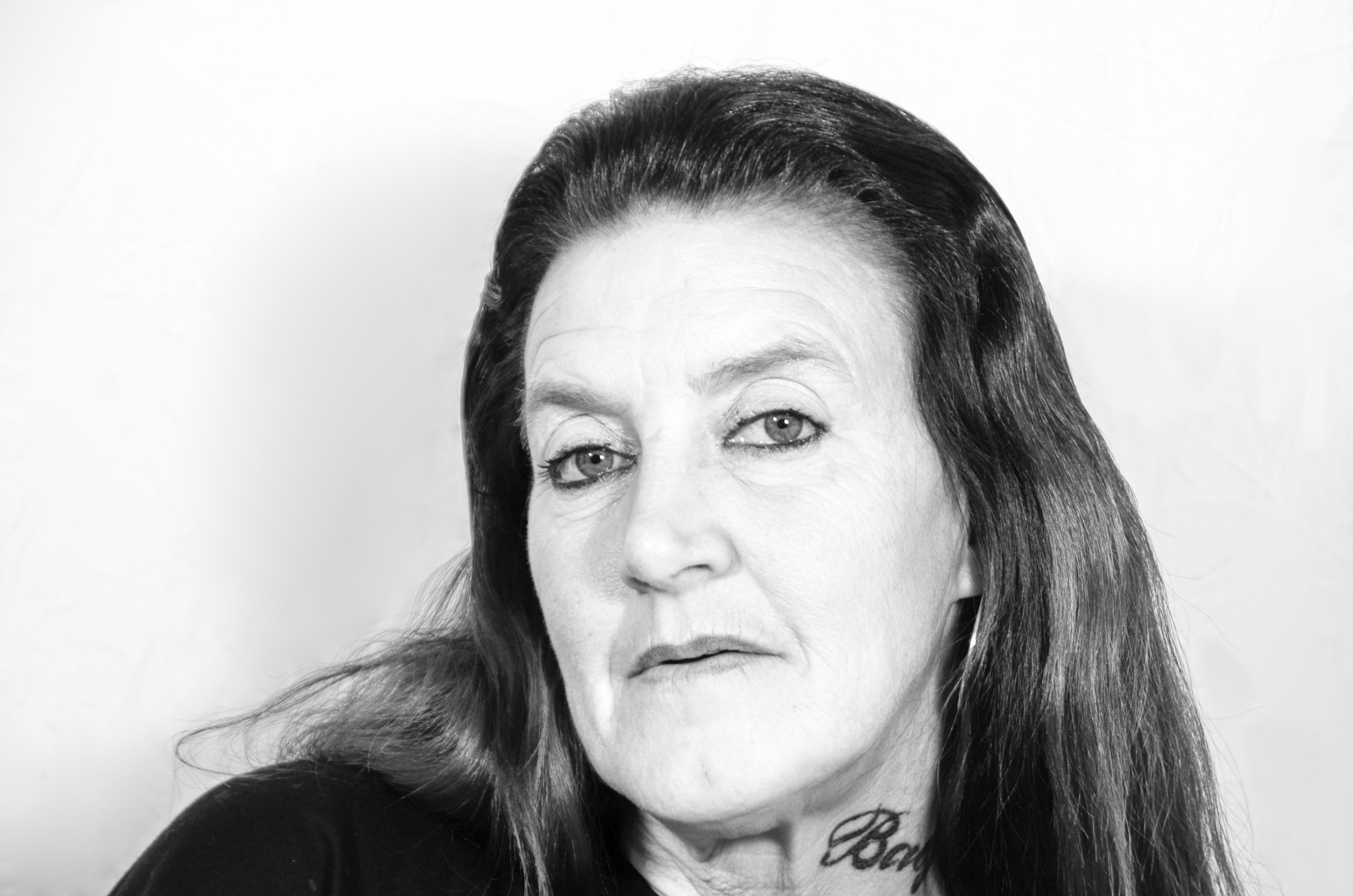 Monica Rojas, 49. This portrait was part of a Modesto Bee series on mental illness and access to care.