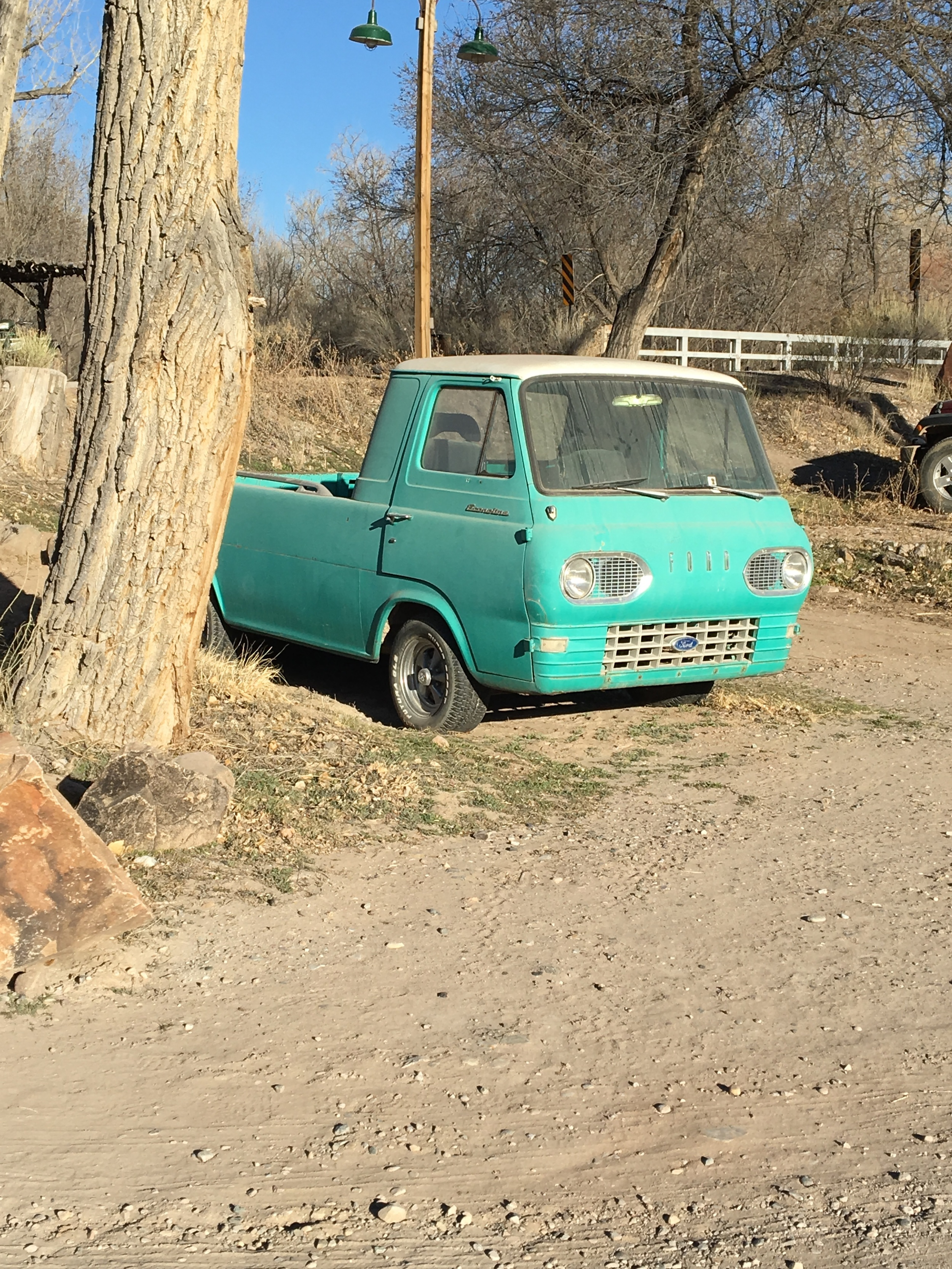 Land of awesome old trucks