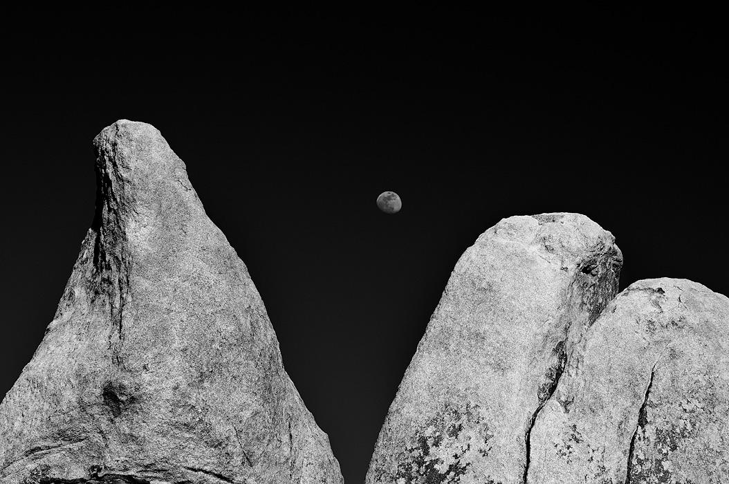 Moonrise fingers, JT