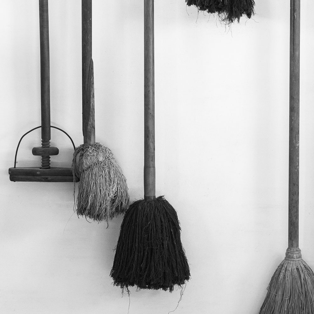 just sweep