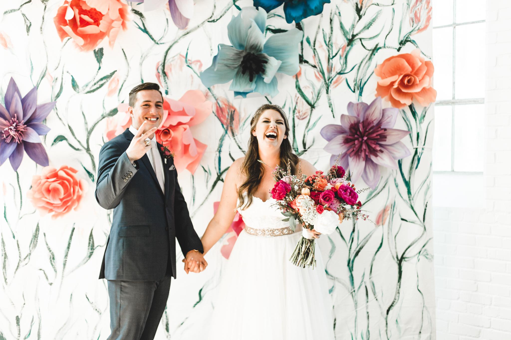 CLay + Morgan - Greenville, SC Wedding