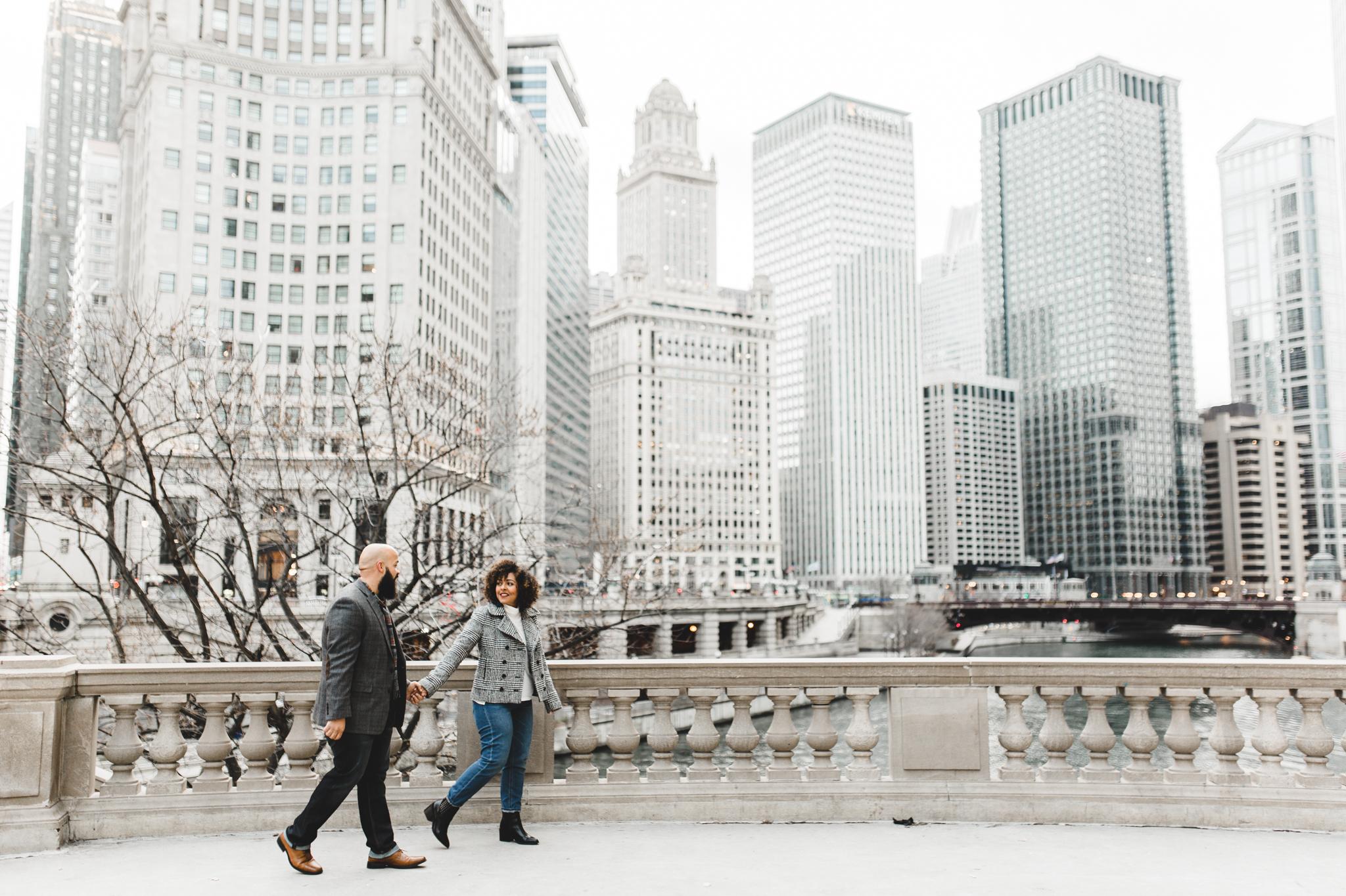 Aaron + ariana - Chicago, Illinois