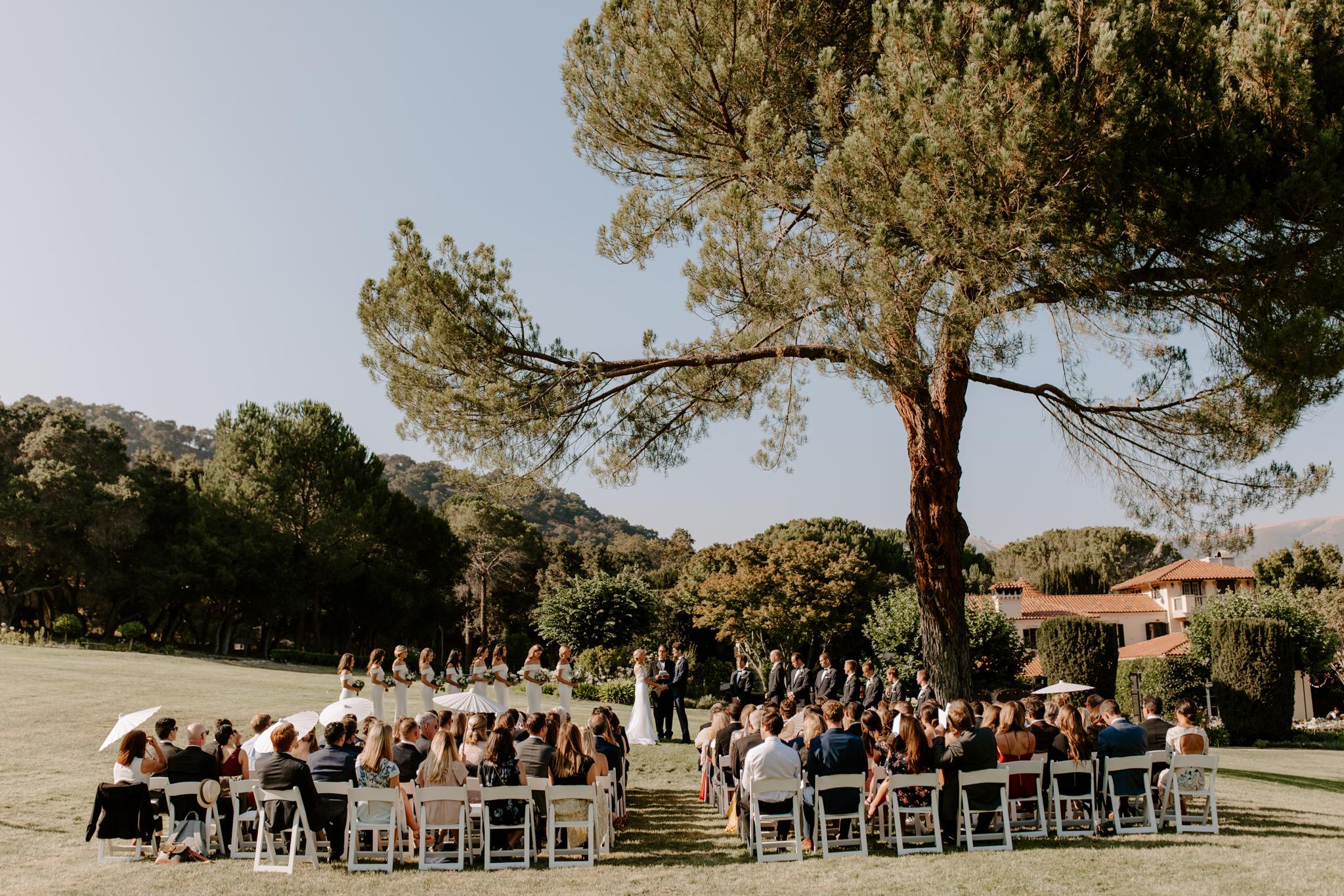 Jacob + molly - Carmel Valley, California Wedding