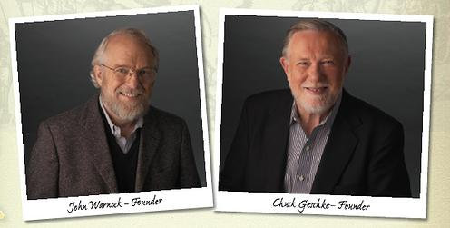 Adobe founders