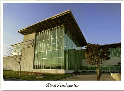 Atmel Headquarters