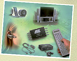 Atmel products