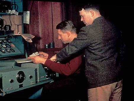 Hewlett and Packard at work
