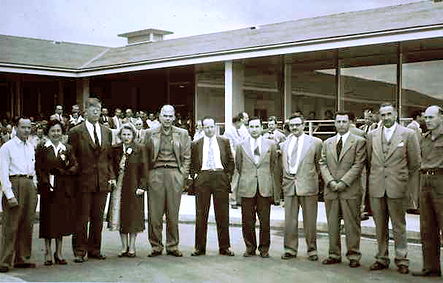 Early Varian founders and employees