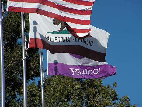 Yahoo! flag