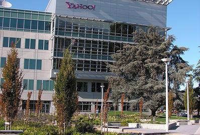 Yahoo! headquarters