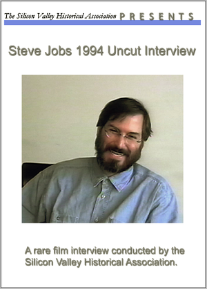 Steve Jobs 1994 Uncut Interview film