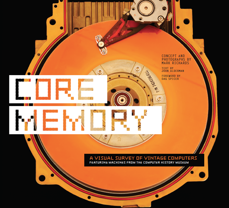 Core Memory book about vintage computers and technology