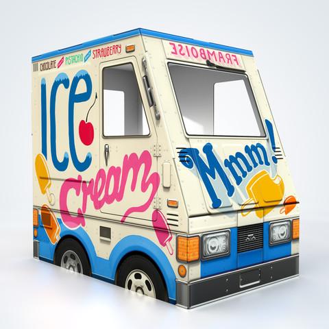 OTO Ice Cream Truck