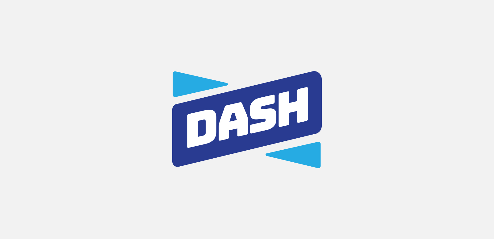 DASH  Logo concept for a gas station convenience store. Done at MVNP, 2017.