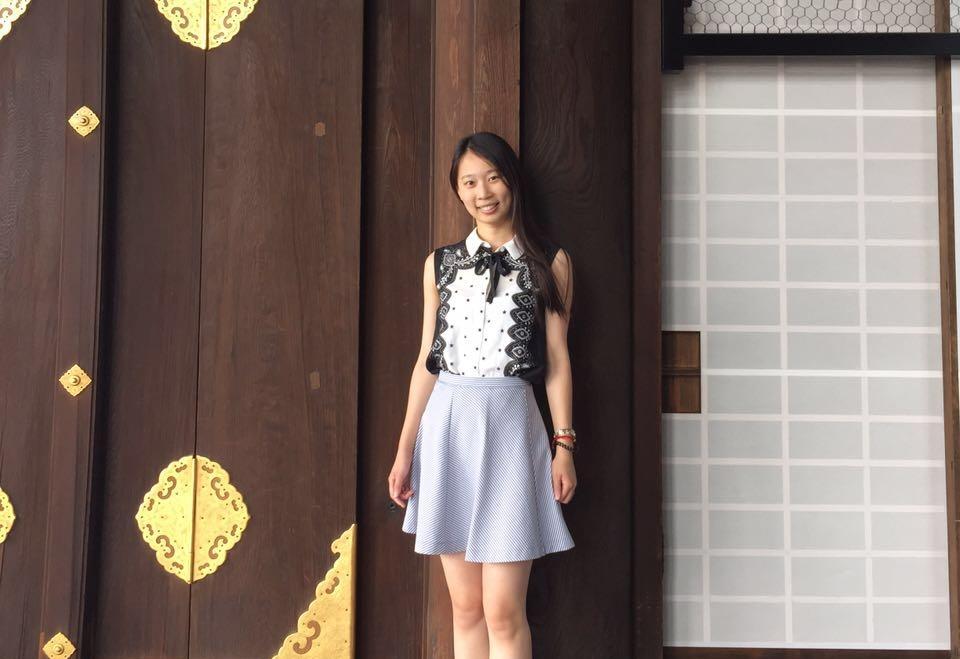 Irina Zhou, Head of Shanghai Programming