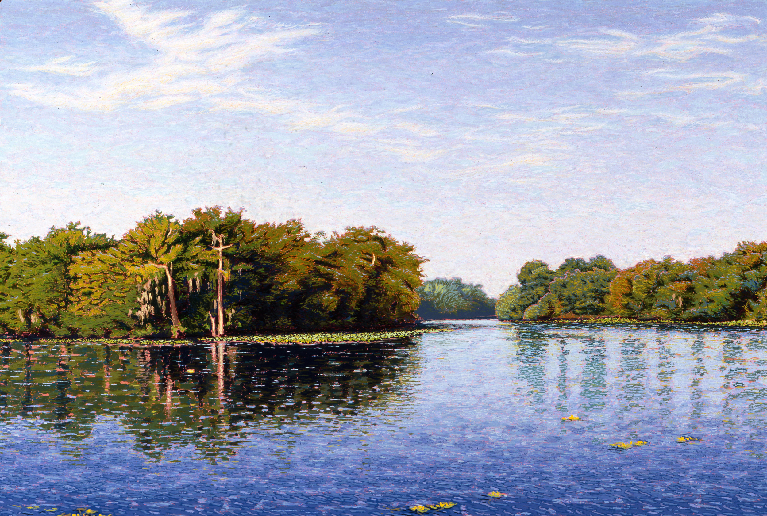 """Blue Spring  