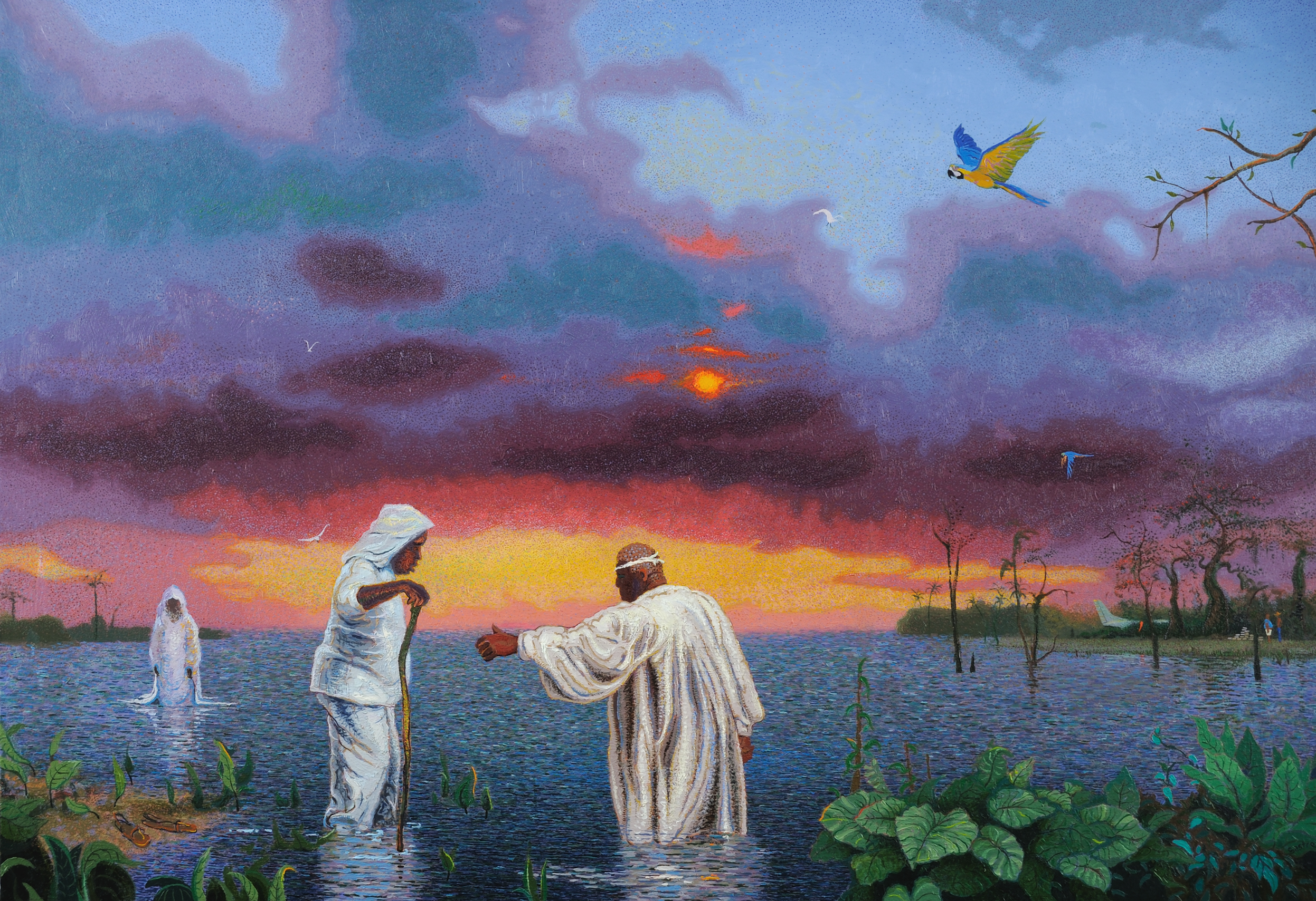 """Holy Bay  