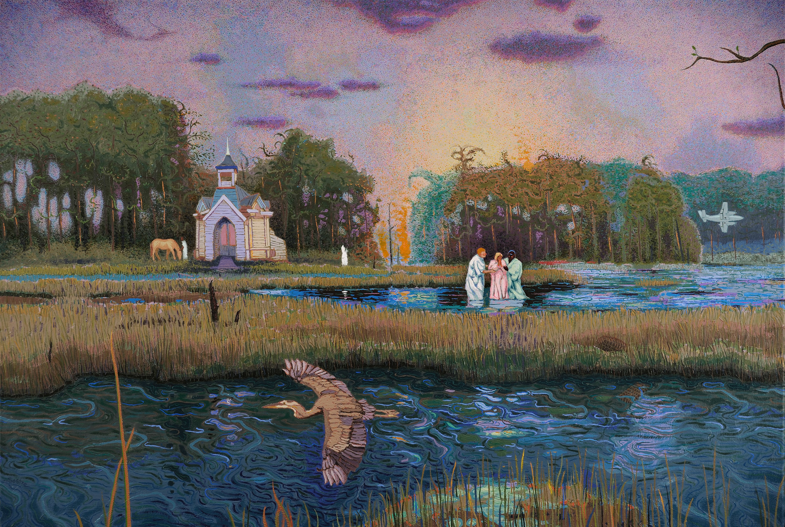 """Low Country Odyssey  