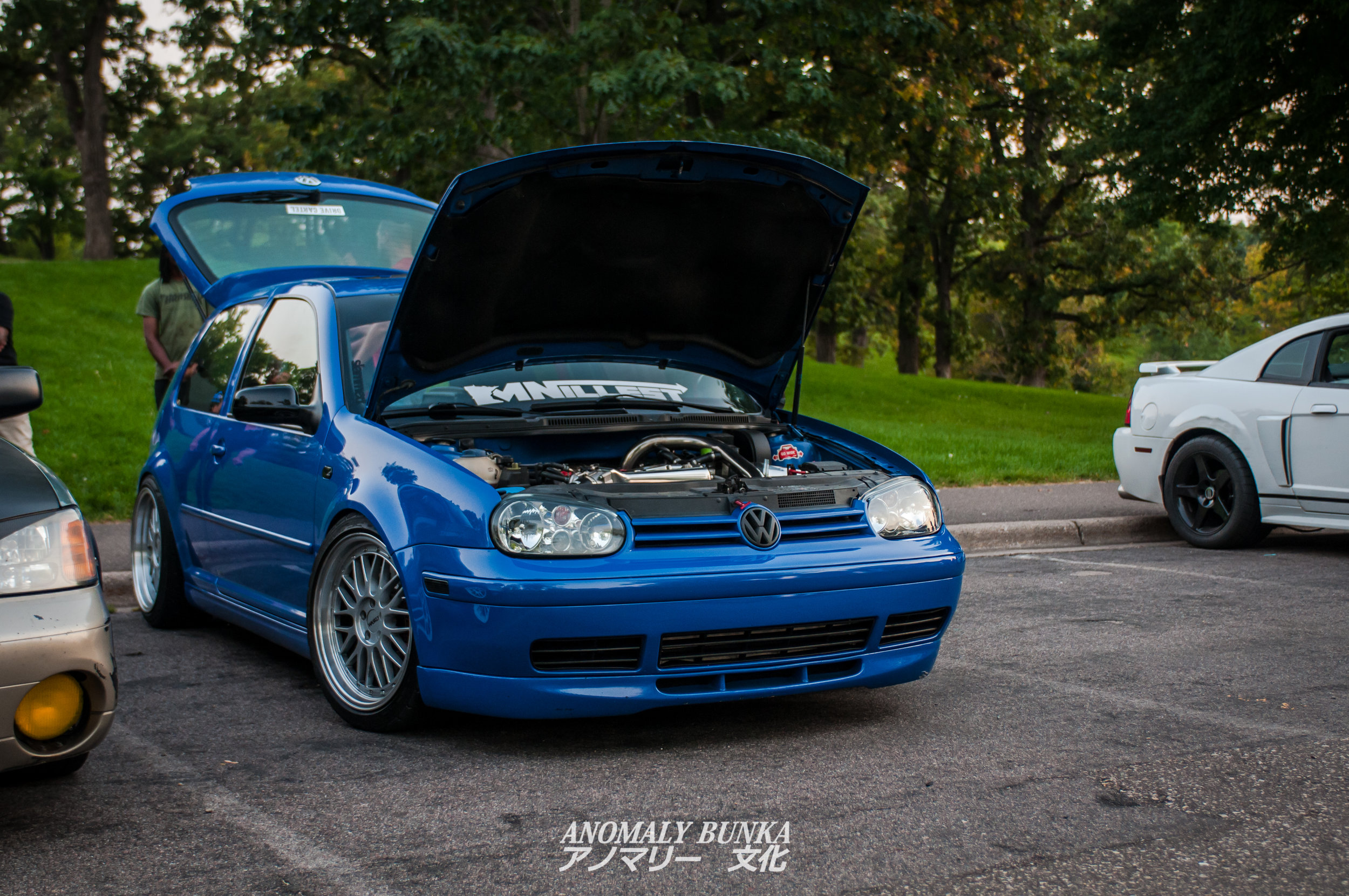 This 20th Anniversary Edition GTI belongs to Josh Hernandez, one of the admins of MN Illest