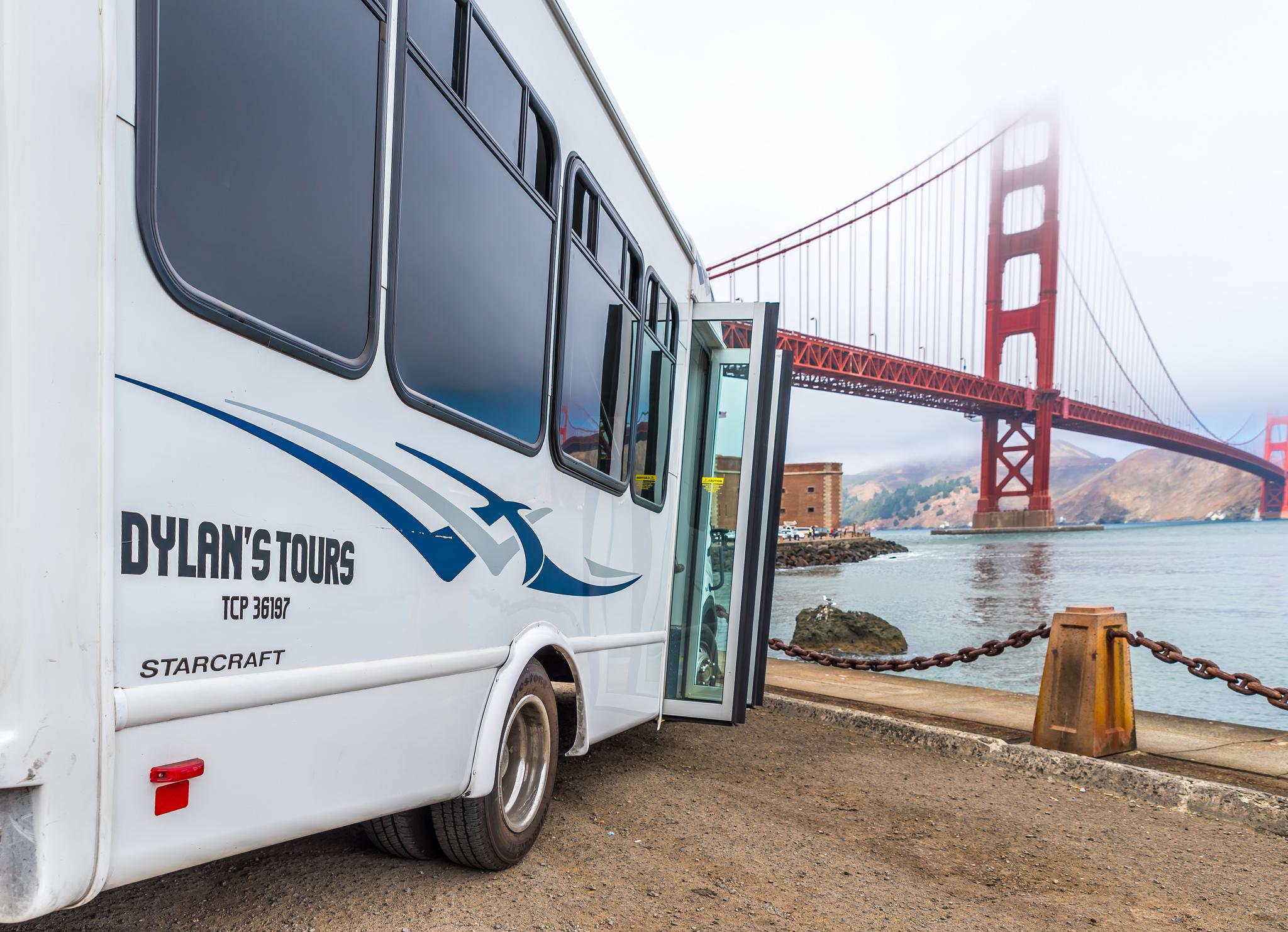 _1. San Francisco, Sausalito & Muir Woods Small Group Minibus Tour.jpg