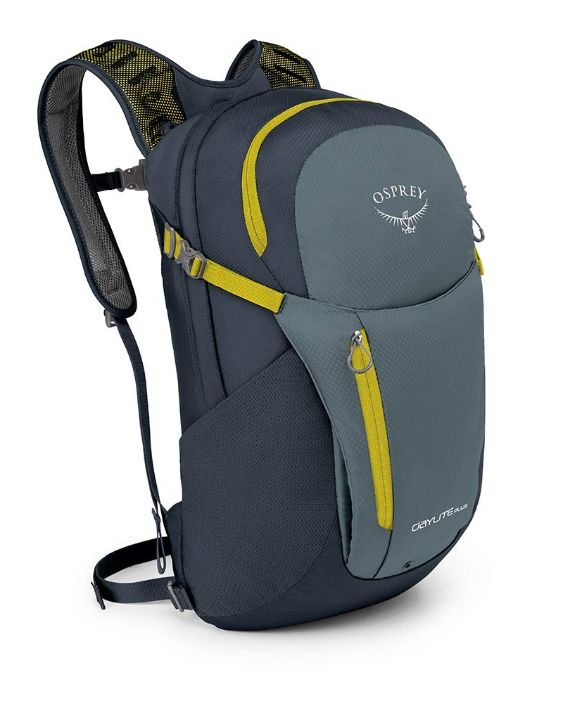 Light Backpack - great to carry your gear. -