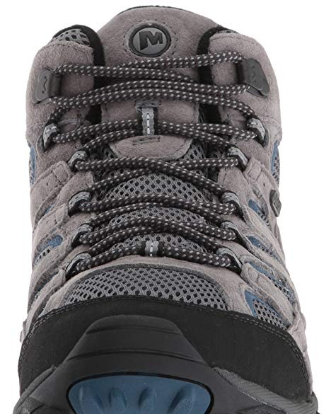 Hiking Boots - great for hiking off the main trail. -