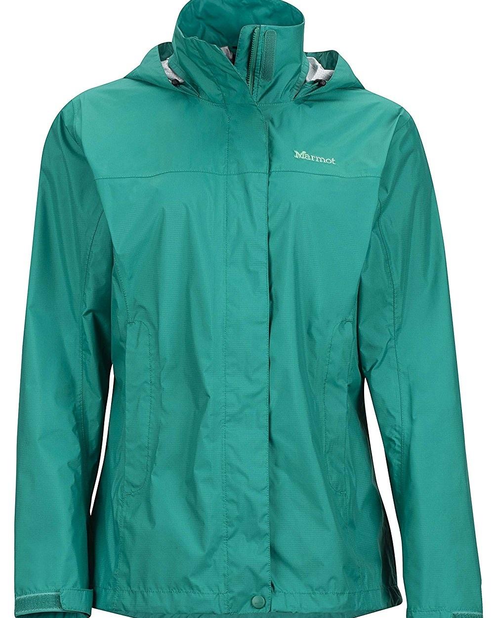 Rain Jacket - keep dry in the rain and fog. -