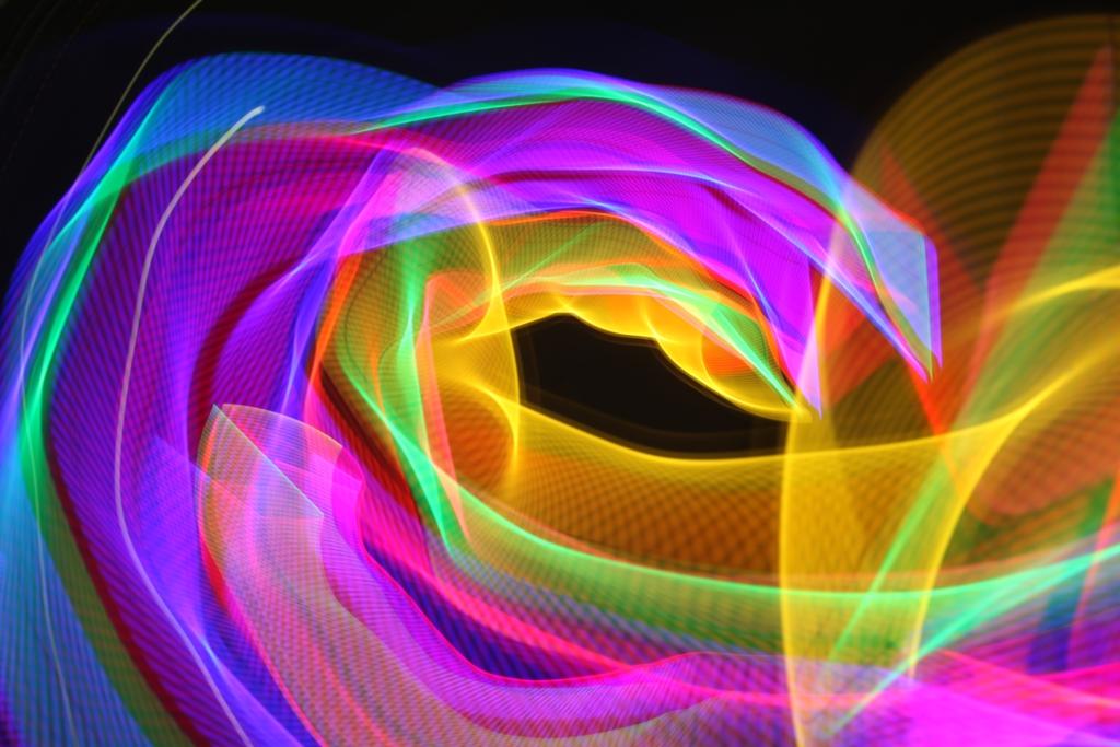 """""""Folded Light"""" unretouched photo (c) 2012 Peter Rogina"""