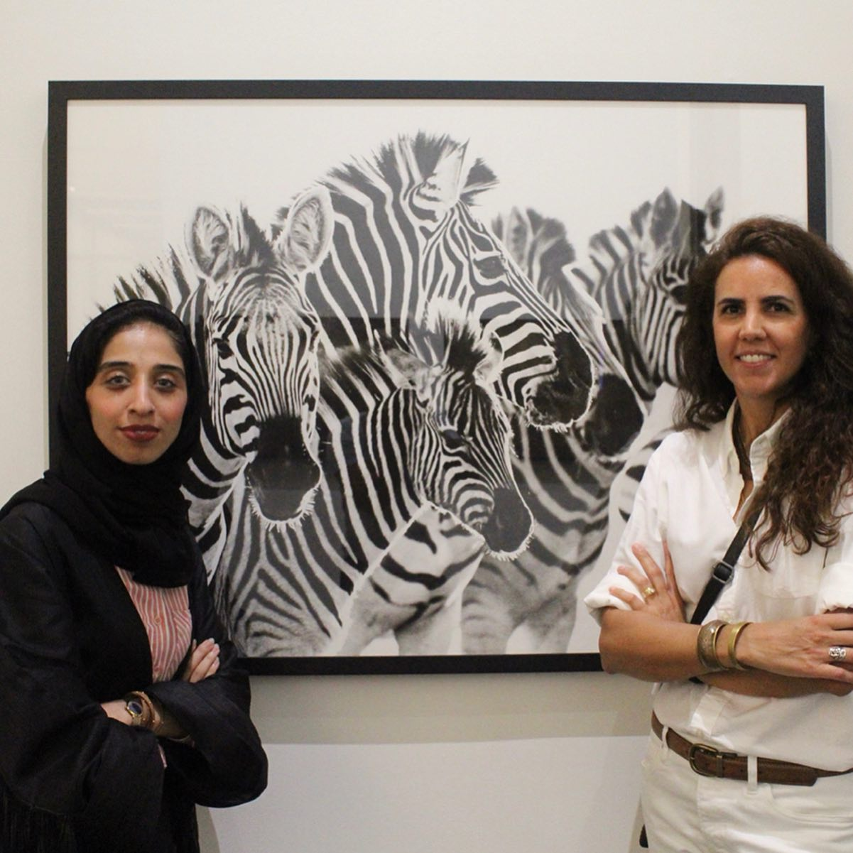 Janaina Matarazzo at The Empty Quarter Gallery Dubai