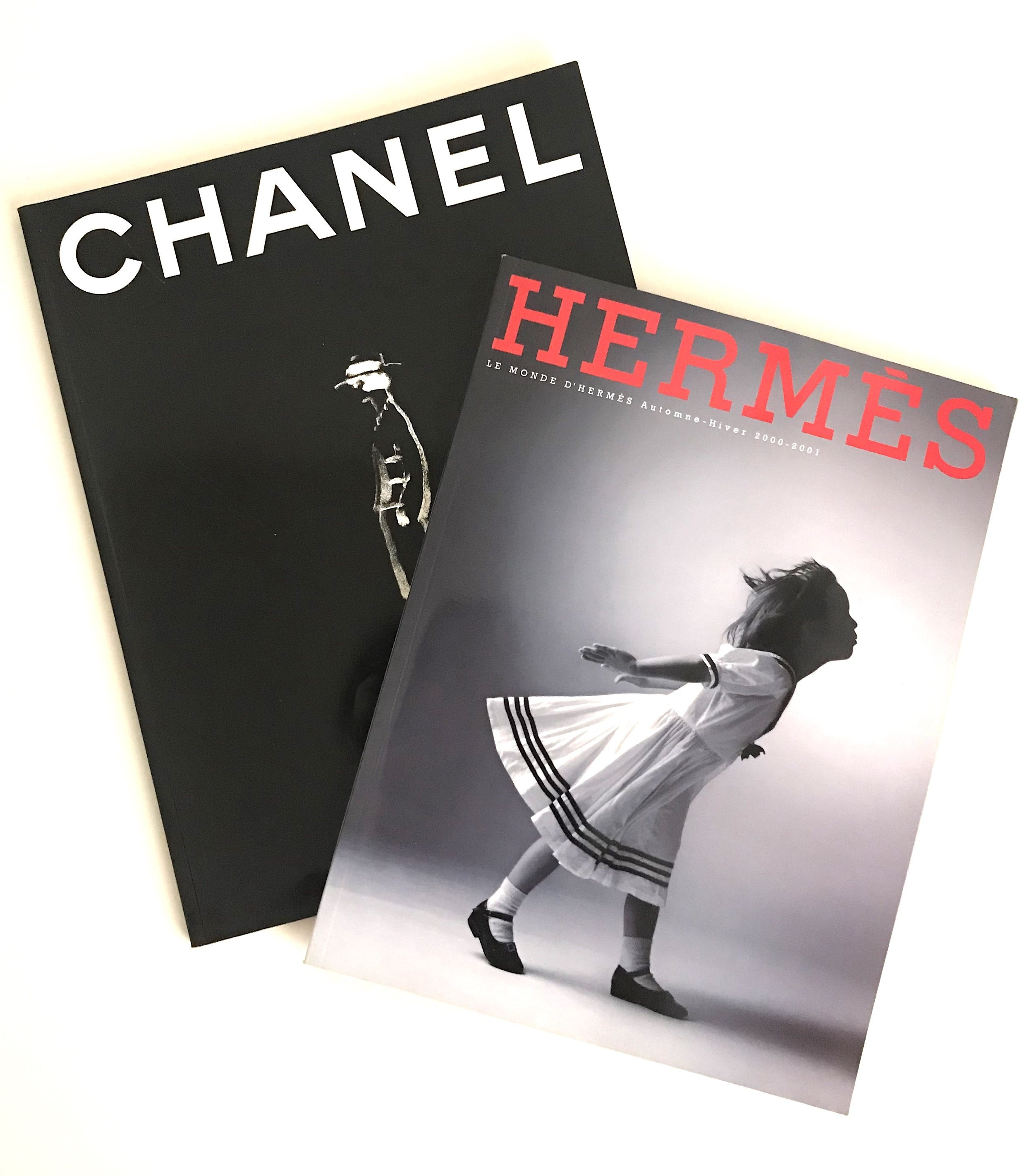 Chanel & Hermes magazines