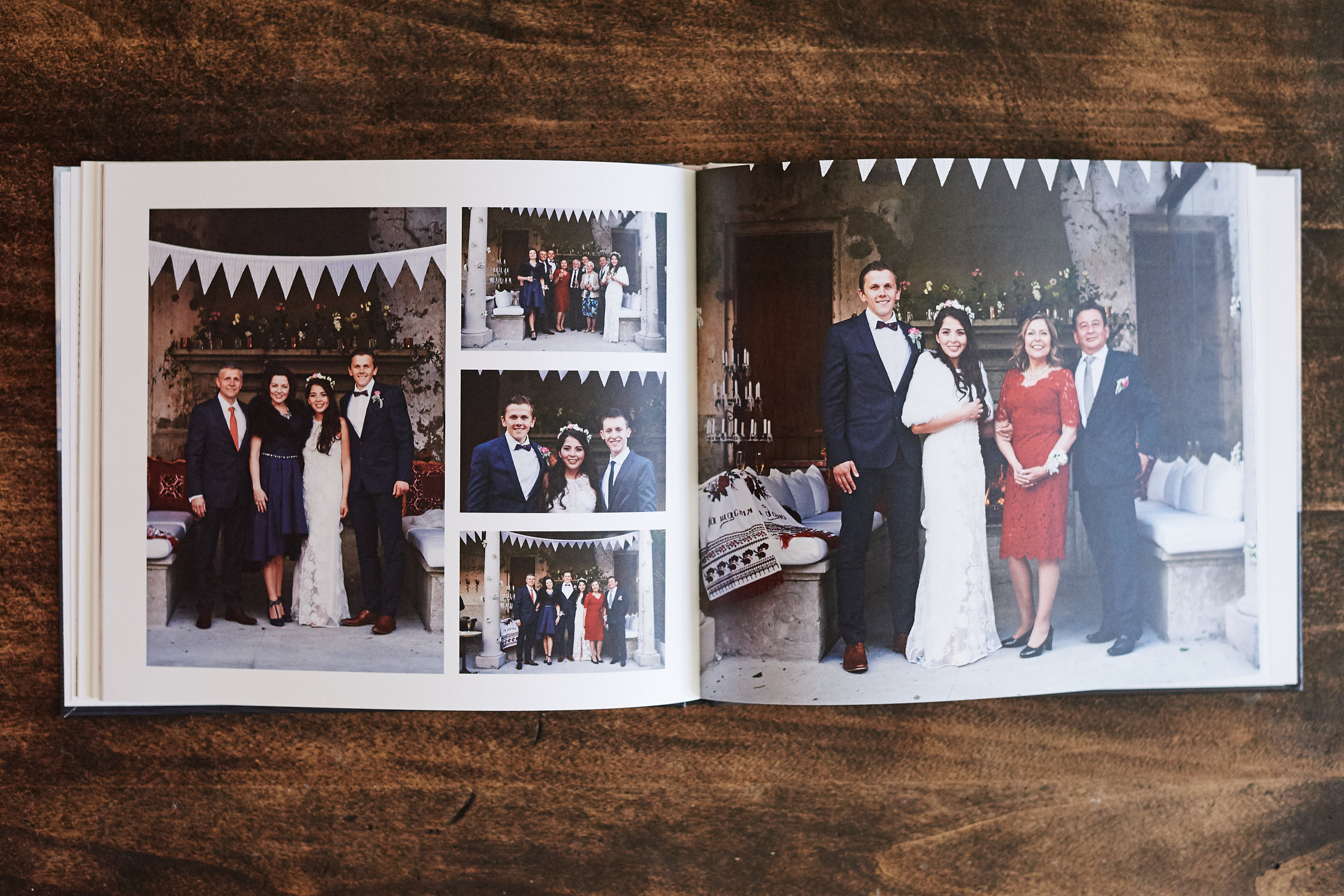 Wedding Fine Art Book, 13x11