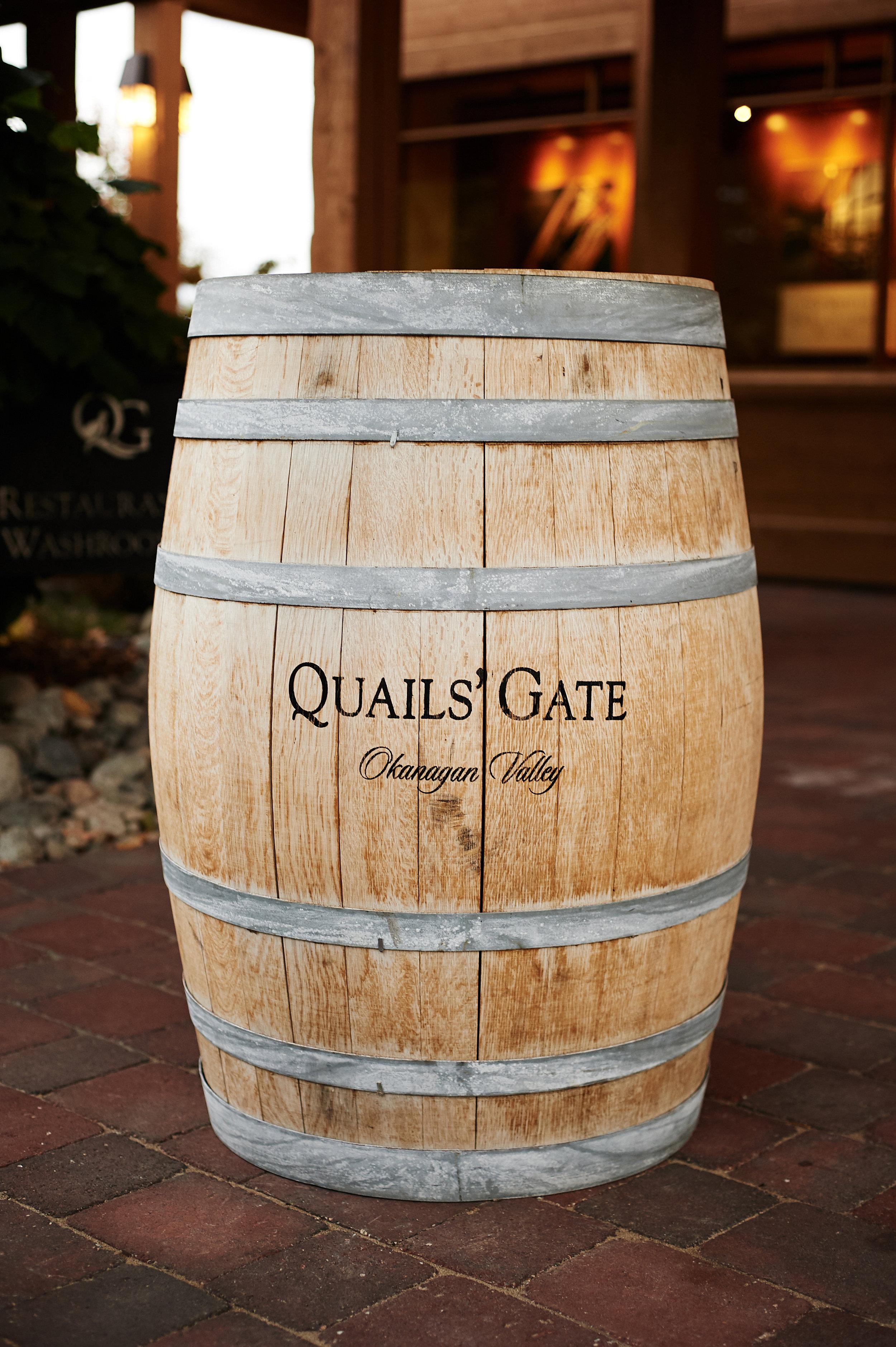 quails gate wine