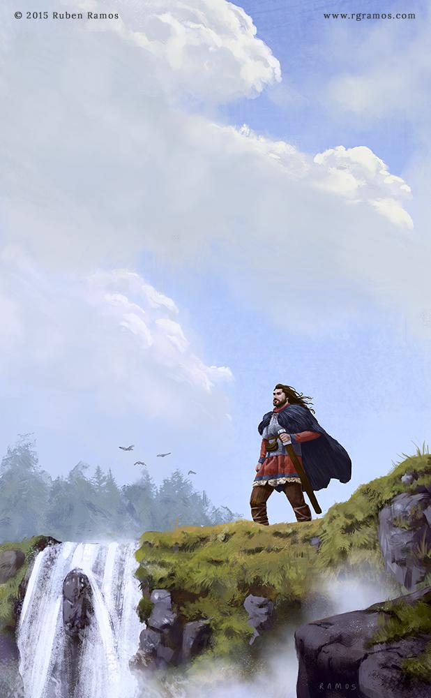 """Erik's Fall"" by Ruben Ramos"
