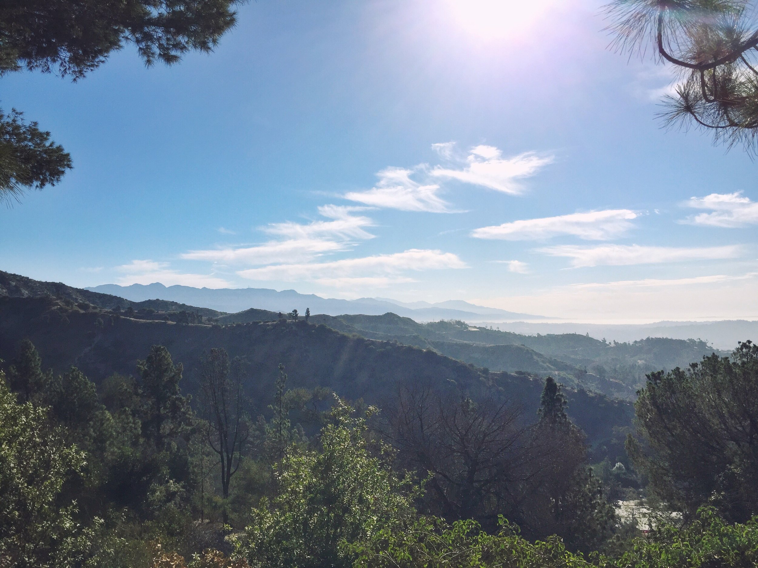 Healthy Los Angeles Hikes