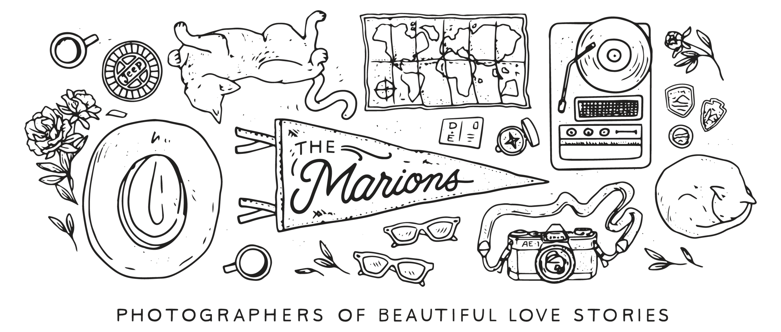 The Marions_Primary Logo_Grey.png